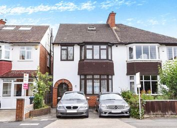 Thumbnail 4 bed semi-detached house for sale in Howard Road, New Malden