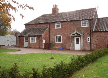 Thumbnail 3 bed cottage to rent in Bridge Lane, Horkstow