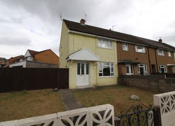 Thumbnail 2 bed end terrace house to rent in Groveside Road, Oakdale, Blackwood