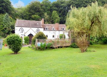 Thumbnail 4 bed detached house for sale in The Lloyds, Coalport, Shropshire.