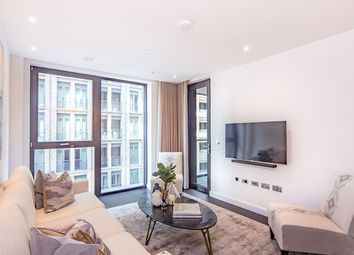 Thumbnail 2 bed flat to rent in Charles Clowes Walk, Vauxhall