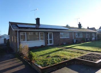 Thumbnail 2 bed semi-detached bungalow for sale in Linden Close, Dunstable