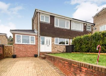 3 bed semi-detached house for sale in Lorien Close, Leek ST13