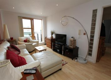 Thumbnail 2 bed flat for sale in Regents Quay, Brewery Wharf, Leeds