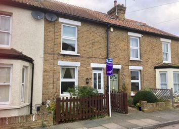 Thumbnail 2 bed terraced house for sale in Idmiston Square, Worcester Park