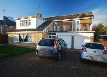 Thumbnail 4 bed detached house for sale in Manor Close, Spalding