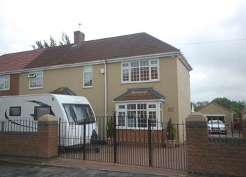 Thumbnail 3 bed semi-detached house for sale in Dodds Terrace, Wingate