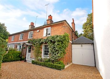 Thumbnail 3 bed semi-detached house for sale in High Street, Westerham, Kent