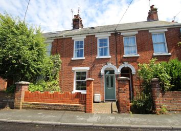 Thumbnail 3 bed terraced house for sale in Colchester Road, Lawford, Manningtree