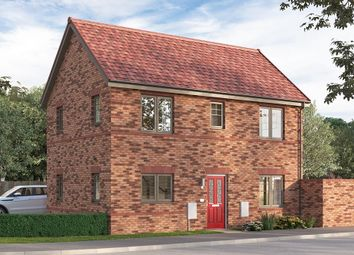 "Thumbnail 3 bed detached house for sale in ""The Stourbridge"" at Ward Road, Clipstone Village, Mansfield"