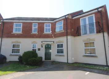 Thumbnail 2 bed flat to rent in Loughland Close, Leicester