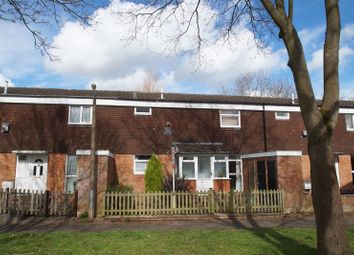 Thumbnail 3 bed terraced house for sale in Haseley Close, Matchborough East, Redditch