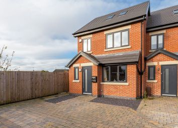 Thumbnail 3 bed semi-detached house for sale in Garden Nook, Shevington, Wigan