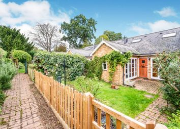 Thumbnail 2 bed bungalow for sale in Canterbury Mews, Oxshott, Leatherhead