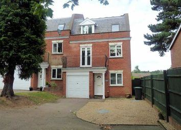Thumbnail 4 bed end terrace house to rent in Station Road, Epping