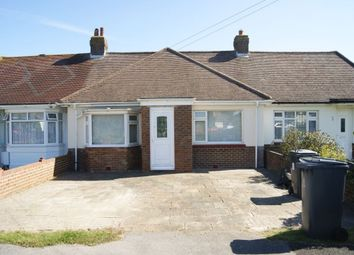 Thumbnail 2 bed terraced bungalow to rent in Central Avenue, Polegate, East Sussex