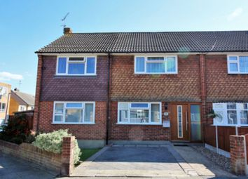 Thumbnail 4 bed end terrace house for sale in Bramble Road, Leigh-On-Sea