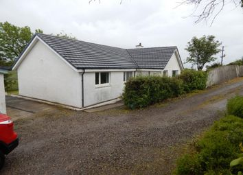 Thumbnail 4 bed detached bungalow for sale in 8 Upper Feorlig, Dunvegan, Isle Of Skye