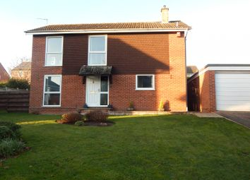 Thumbnail 4 bed detached house to rent in Denmead Close, Norwich