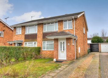 Thumbnail 3 bed semi-detached house for sale in Britten Road, Basingstoke