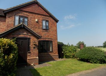 Thumbnail 3 bed semi-detached house for sale in Manor Court, Stallingborough, Grimsby