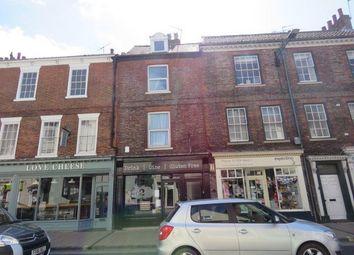 Thumbnail 2 bedroom maisonette to rent in Gillygate, York