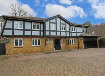 Thumbnail 5 bed detached house for sale in Rickman Hill Road, Chipstead, Coulsdon