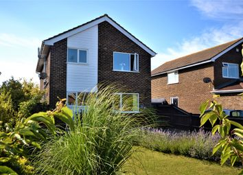 Thumbnail 4 bed detached house for sale in Cherry Gardens, Littlestone, New Romney, Kent