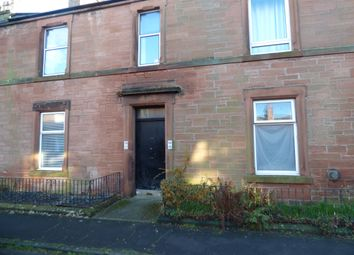 Thumbnail 1 bed flat for sale in Henry Street, Dumfries