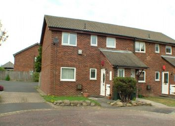Thumbnail 1 bedroom flat to rent in Sutton Court, Wallsend