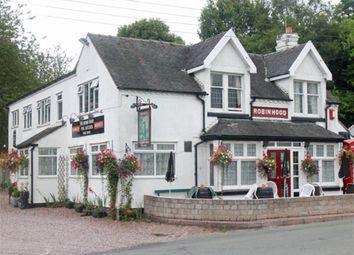 Thumbnail Pub/bar for sale in Shropshire/Staffordshire TF9, Shropshire