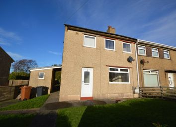 Thumbnail 3 bed semi-detached house to rent in Whinlatter Road, Whitehaven