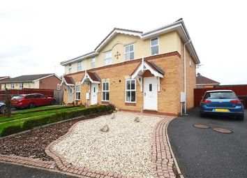 Thumbnail 2 bed property for sale in Helston Close, Saxonfields, Stafford
