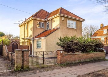 Thumbnail 3 bed detached house for sale in Colman Road, Norwich