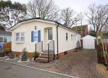 2 bed mobile/park home for sale in Woodlands Park, Stopples Lane, Hordle, Lymington SO41