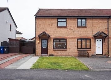 Thumbnail 2 bed semi-detached house for sale in Oronsay Crescent, Glasgow