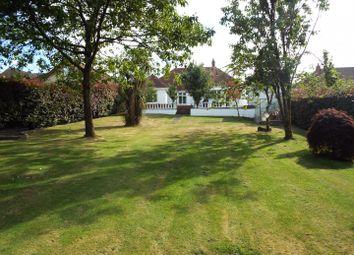 Thumbnail 4 bed detached bungalow for sale in 260 Dunvant Road, Dunvant, Swansea