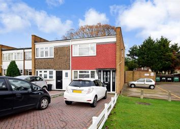 Thumbnail 2 bed end terrace house for sale in Long Green, Chigwell, Essex