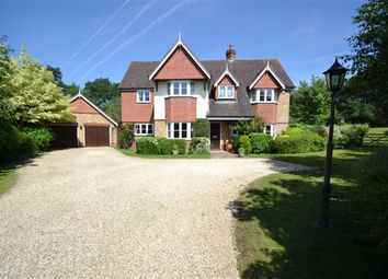 Thumbnail 5 bed detached house for sale in Oaklands, Curridge, Berkshire