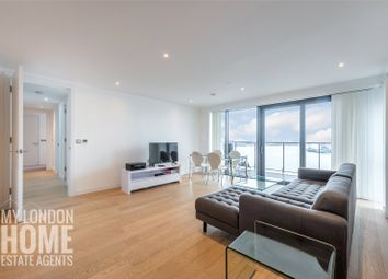 Thumbnail 3 bed flat for sale in Horizons Tower, 1 Yabsley Street, Canary Wharf