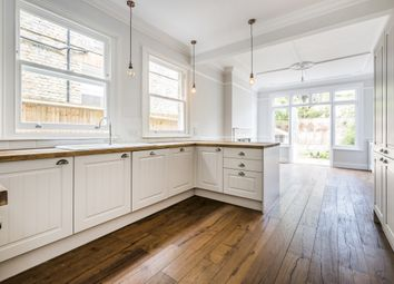 Thumbnail 4 bed terraced house to rent in Trinity Rise, London