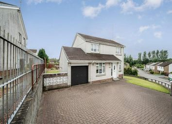 Thumbnail 4 bed detached house for sale in Hollinwell Road, Summerston, Glasgow, Lanarkshire