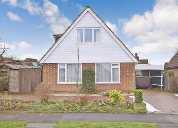 Thumbnail 3 bed bungalow for sale in Headingley Road, Maidstone, Kent