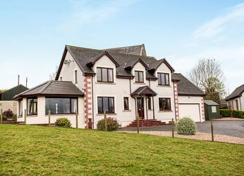 Thumbnail 4 bed detached house for sale in Castleview Gardens, Lochmaben, Lockerbie