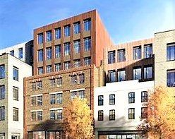 Thumbnail 2 bed flat for sale in 97-137 Hackney Road, Shoreditch Exchange, Shoreditch