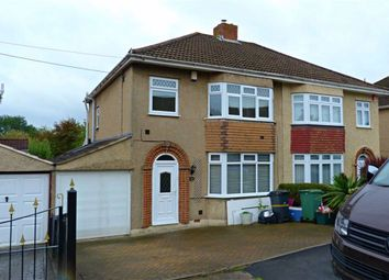 3 bed semi-detached house for sale in Ridgeway Lane, Whitchurch, Bristol BS14