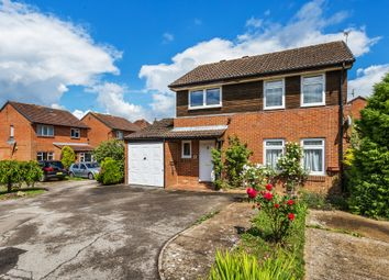 Thumbnail 4 bedroom detached house to rent in Shelley Drive, Broadbridge Heath, Horsham