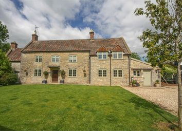 Thumbnail 4 bedroom detached house for sale in Guildhall Cottage, Guildhall Lane, Wedmore, Somerset