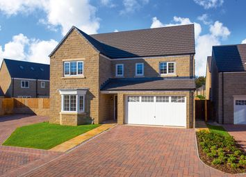 "Thumbnail 6 bed detached house for sale in ""The Stratford"" at Barnsley Road, Newmillerdam, Wakefield"