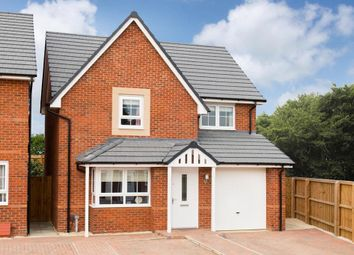 "Thumbnail 3 bed detached house for sale in ""Scalford"" at Somerset Avenue, Leicester"